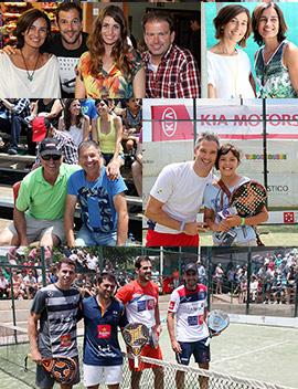 Éxito en el fin de semana del pádel de Castellón