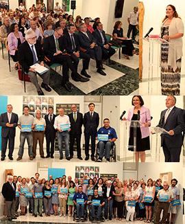 Entrega de diplomas Concurso ayudas Bankia-Fundación Caja Castellón