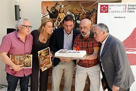 Presentación del XVIII Festival de Teatro Clásico de Peñíscola