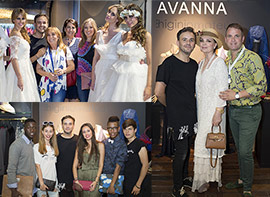 Afterwork en Madrid, Save de date Avanna & Higinio Mateu