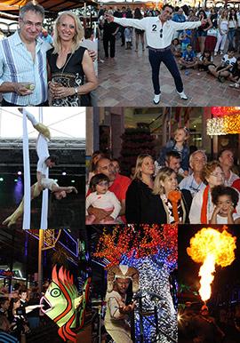 Gran fiesta en Marina d´Or para celebrar la inauguración del verano