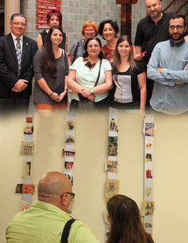 La EASD inaugura la exposición del Máster de Grabado y Serigrafía