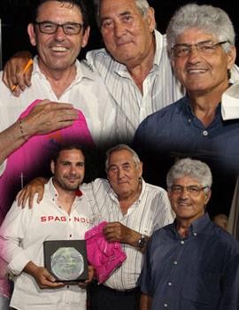 Entrega de trofeos del Campeonato de Veteranos del Club de Tenis Castellón