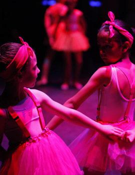Segunda parte de la XIX Festival de Danza de COPPELIA en el Teatro Principal