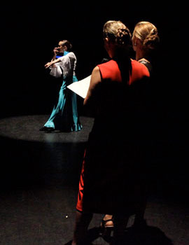 Sesión de cierre de XIX Festival de Danza de COPPELIA en el Teatro Principal