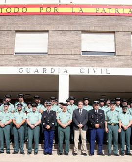 """La Guardia Civil de Castellón incorpora a 47 efectivos como refuerzo en la """"Operación Verano 2015"""""""