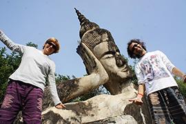 Vuelta al mundo sabrosa, top 5 visitas de Laos