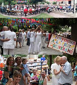 Residencial Castellón celebra su fiesta de verano