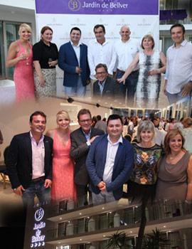 Fiesta inauguración del nuevo hotel Jardín de Bellver