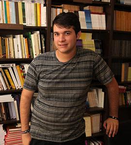 La historia de Pablo Guirado y su sueño de convertirse en director de cine