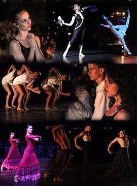 Imágenes de XVII Cita con la Danza Fib en Benicàssim