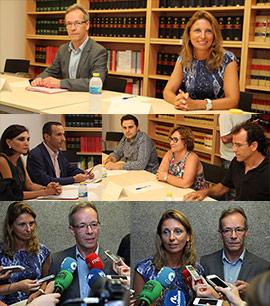 Colaboración para activar el protocolo sobre los desahucios en Castellón