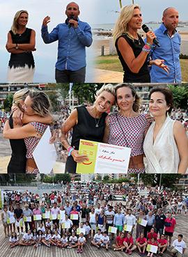 Homenaje a los deportistas que representan los valores de Solidariza tu energía
