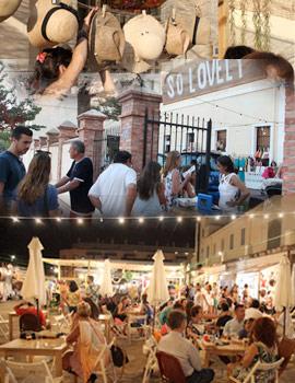 Hasta el 26 de julio, en Bodegas Carmelitano de Benicàssim, el original mercadillo So lovely TRÓPICO. ¡ No te lo pierdas!
