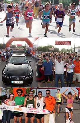 Circuito 5K Cada vez + mujeres Diputación en Almazora