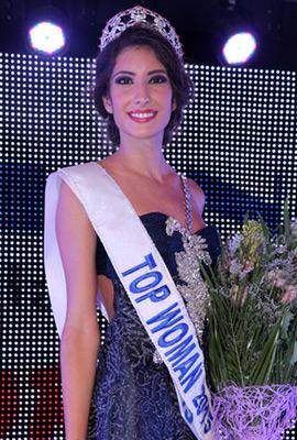 Anabel Ruiz elegida Top Woman 2015