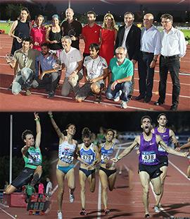Un 10 para el campeonato de España de atletismo en Castellón