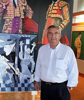 Manuel Franch inaugura nueva exposición en el Grao de Castellón