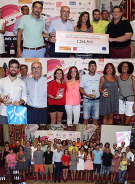 Entrega de trofeos del I Circuito de Carreras 5k Cada Vez + Mujeres