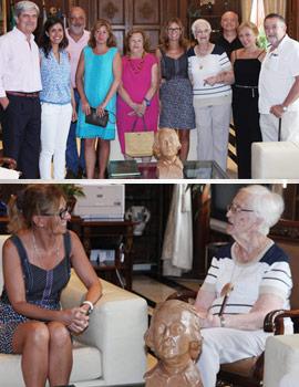 Castellón encargará un nuevo busto de bronce del poeta castellonense Miquel Peris i Segarra