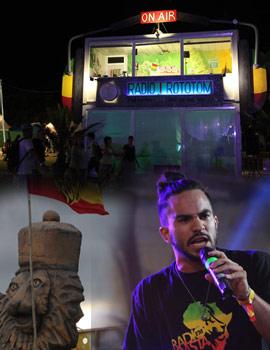 La música rural de Josey Walles, el pop tropical de Hollie Cook y un gran Jah Cure marcaron la segunda jornada musical