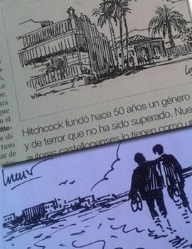 Los castellonenses llevamos 14 veranos disfrutando los dibujos de