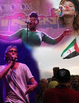 El festival cierra sus puertas entre óptima música jamaicana, la gran carga de Matisyahu y Soja