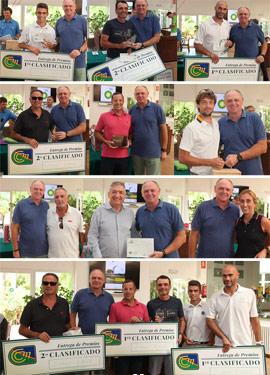 El Club de Campo Mediterráneo celebró su 5º Torneo del Circuito de Casablanca´s Cup by BP