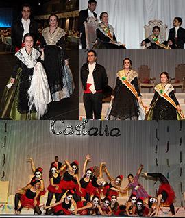 Presentación oficial de la Gaiata 14 Castàlia de la Magdalena 2016