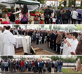 Día de Todos los Santos en Castellón