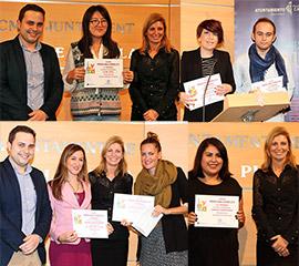 Castellón entrega los premios del concurso Ideas Jóvenes