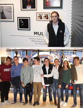 Inauguración de la exposición de fotografía de Pablo Reverter