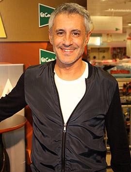 Sergio Dalma firma discos en Castellón