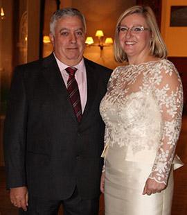 Bodas de Plata de Elsa Salines y Juan de Dios Pastor