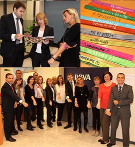 El BBVA Castellón premia al proyecto Solidariza tu Energía