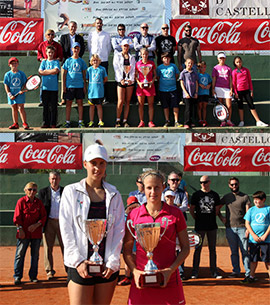 Final WTA 10.000$ en el Club de Tenis Benicarló