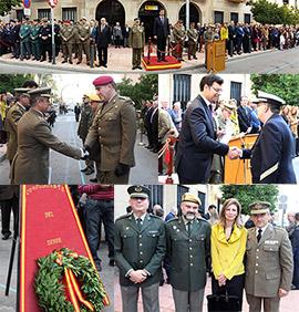 Día de la Subdelegación de Defensa en Castellón