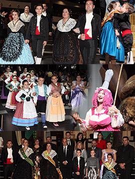 Presentación de la Gaiata 18 Crèmor, fiestas de la Magdalena 2016