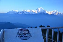 Vuelta al mundo sabrosa en Nepal