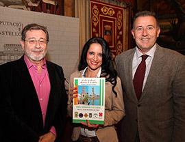 Presentación del libro del Centro Cultural Andaluz de Castellón