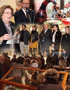 Inaugurado el mercadillo solidario de Manos Unidas en la Fundación Dávalos Fletcher