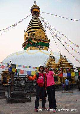 Vuelta al mundo sabrosa, top 5 visitas Nepal