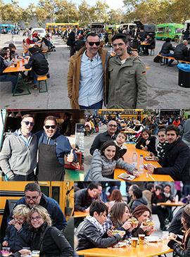 Éxito en Foodie Fest, mercado gastronómico en Castellón