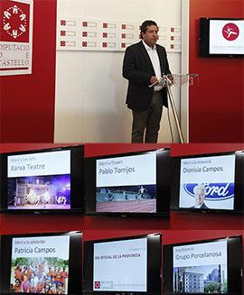 Diputación de Castellón reconoce con la Alta Distinción de la Provincia a Porcelanosa