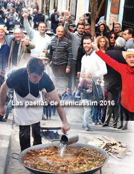 El día de las paellas 2016 de Benicàssim