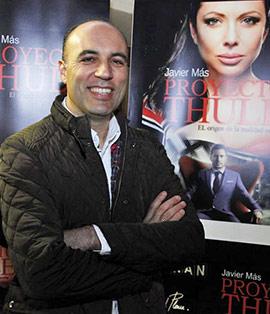 Proyecto Thule, cuarta novela de Javier Más