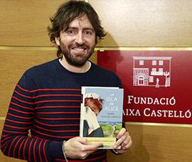 Daniel Sánchez Arévalo en la Fundación Caja Castellón