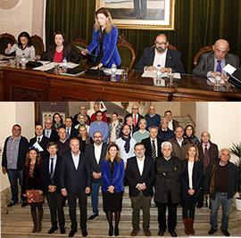 Sesión constitutiva del Consejo de la Ciudad de Castellón