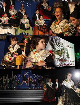 Gaiata 12  El Grao, presentación Magdalena 2016
