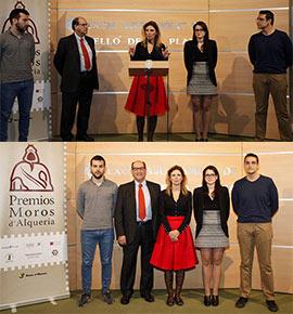 Premios Moros d´Alqueria 2016 a la cultura, gastronomía y música
